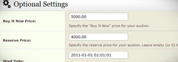 reserve-price