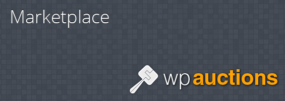 WP Auctions Marketplace
